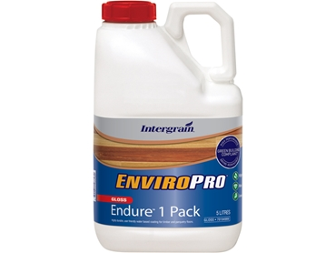 ​Intergrain Enviropro Endure Floor Finishes from Cabot's