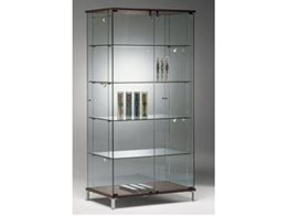 Kubica™ Glass Showcases from Display Design