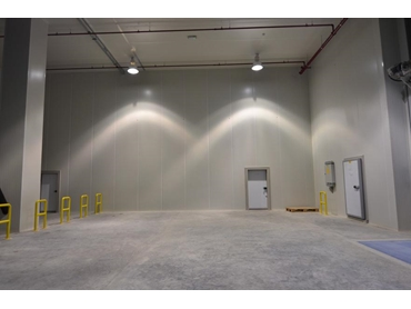 Next & Insulated Wall and Ceiling Panels for Cold Storage from Industrial ...