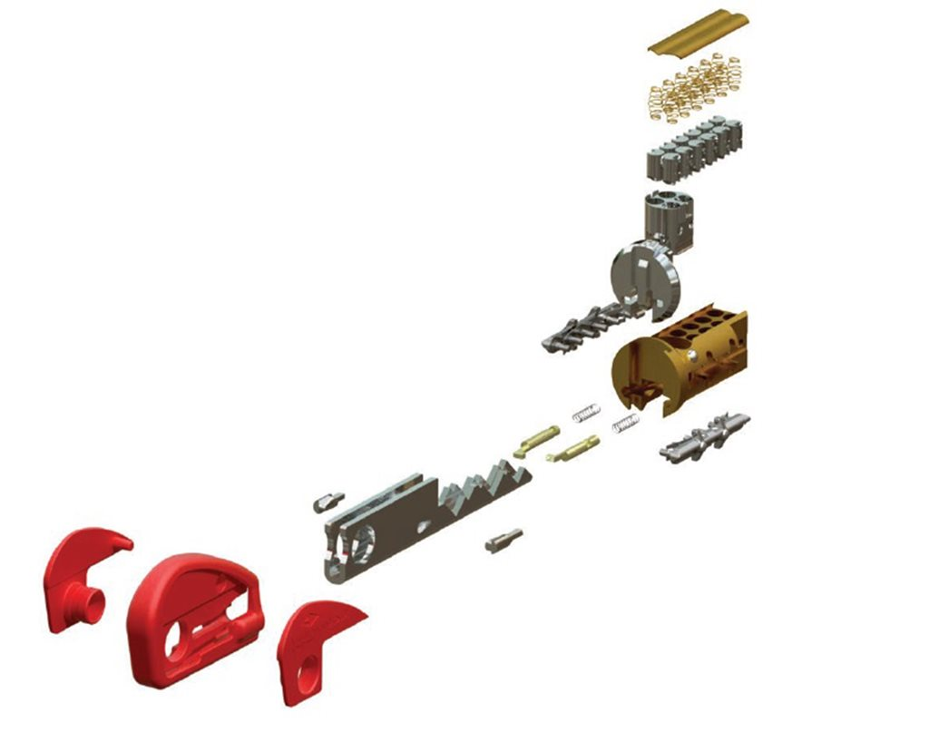 BiLock Exclusive...High Security Locking Systems at its best!