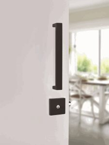 Lockwood matt finish door handle