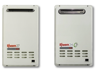 Energy efficient hot water systems from rheem for Efficient hot water systems