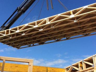 WoodSolutions timber structural frames