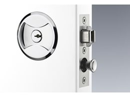 Innovative Cavity Slider Door Locks by Lockwood