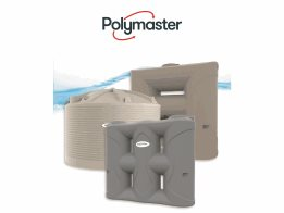 Polymaster water tanks & pump packages