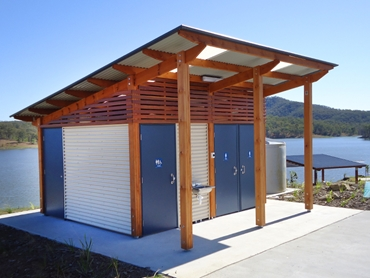 On-Slab or Raised Public Toilets and Restrooms from Landmark Products  Public Toilets and Restrooms