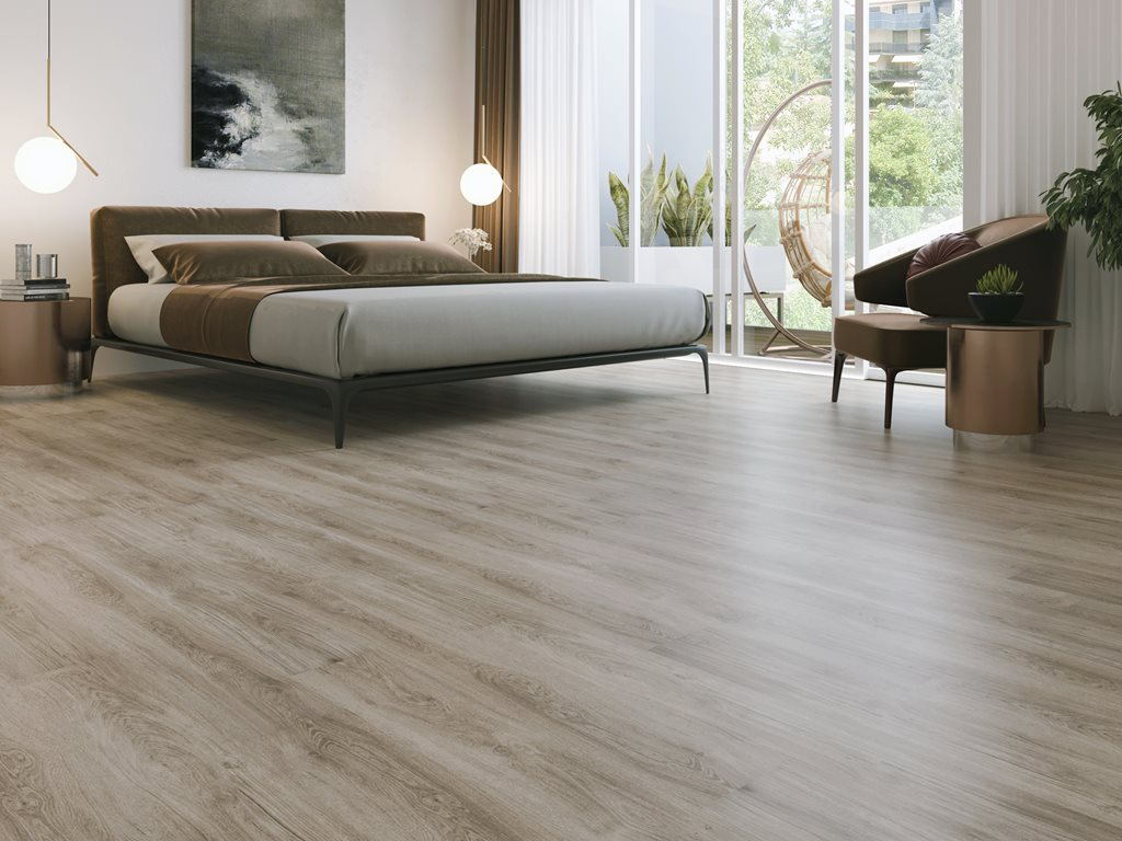 The stunning look of real timber: Rigid vinyl planks from Heartridge Floors