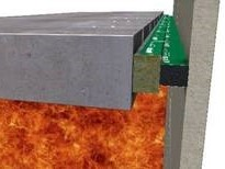 Boss Fire FacadeGard rainscreen fire barrier