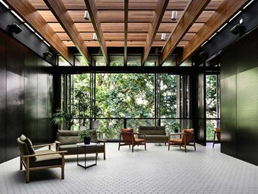 Private Women's Club by Kerstin Thomson Architects, Photo by Derek Swalwell