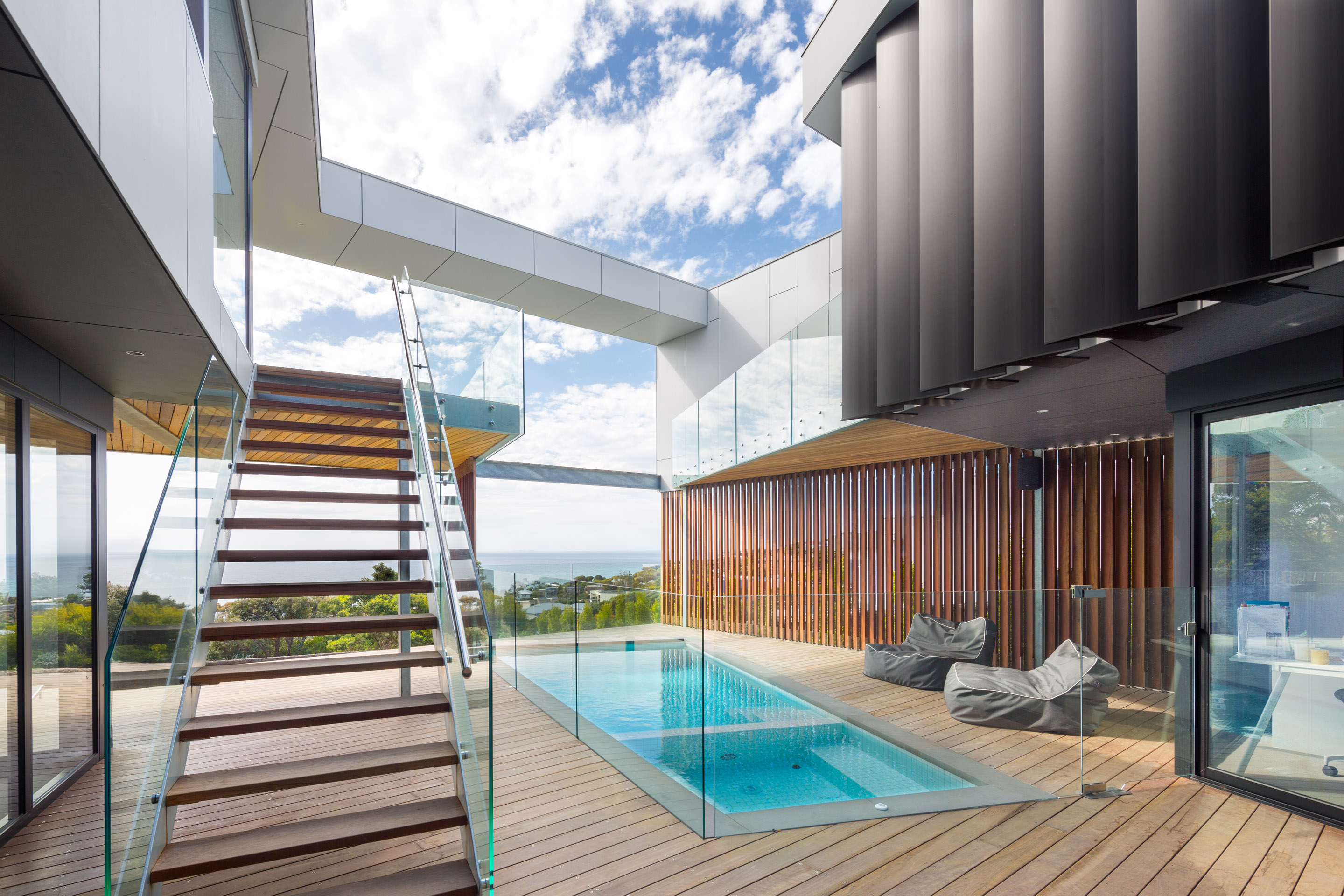 Mornington Peninsula luxury durable house pool
