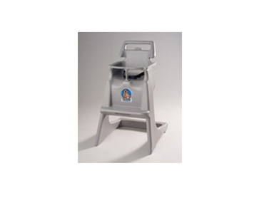 Solid and stable classic high chair