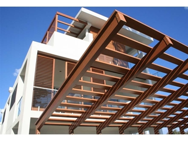 DecoWood™ Timber Finish Aluminium Products from Nepean Building & Infrastructure