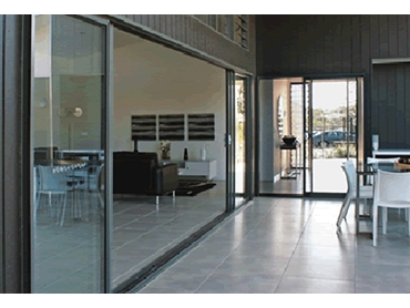 Previous & Extend your living area with Alfresco Sliding Stacker Doors from ...