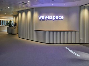 EY WaveSpace office