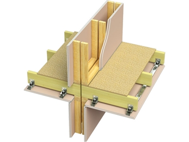Multiframe™ Timber Framed Plasterboard System Low Rise Apartment Buildings