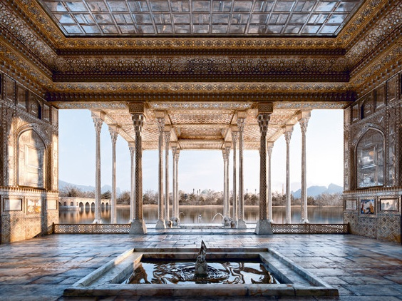 Reconstruction of a significant Persian palace; Paris Olympic designs; New York's biggest engineering challenge