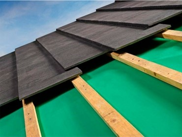 Bradford Thermoseal Roof Sarking – A Protective Second Skin™ Below Your Roof Tiles