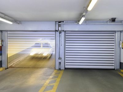DMF Efaflex High-Speed Doors Carparks