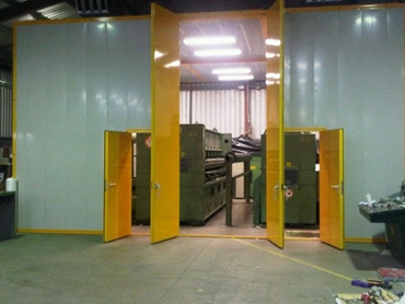 Soundproof Doors from Flexshield Pty Ltd