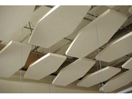 Acoustic Ceiling Panels for Sound Absorption from Sontext