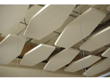 Acoustic Ceiling Panels for Sound Absorption from Sontext   Architecture & Design