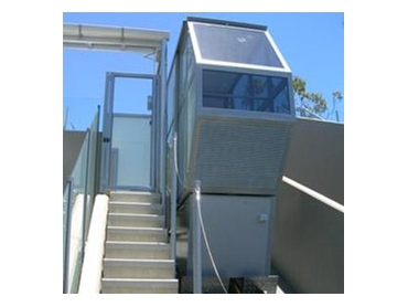 Vertical Platform Lifts and Wheelchair Lifts by P.R. King & Sons