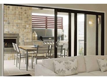 Contact Trend Windows \u0026 Doors & Extend your living area with Alfresco Sliding Stacker Doors from ...