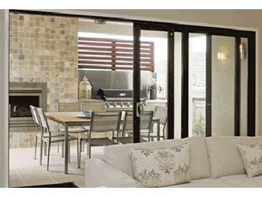 Extend Your Living Area With Alfresco Sliding Stacker