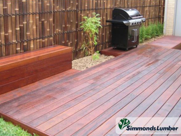 Merbau: Timber decking