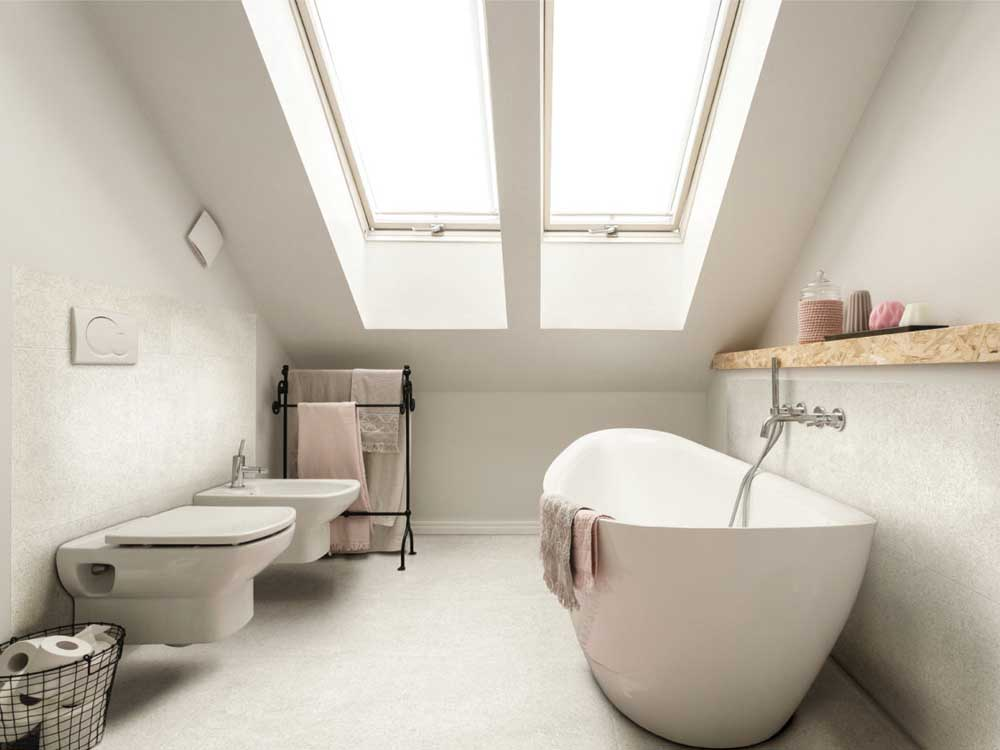 Inspiring design ideas for modern bathrooms