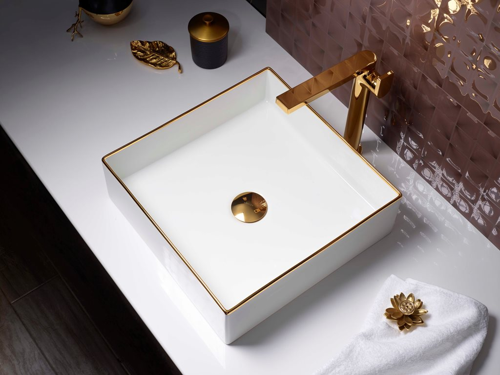 Introducing Mica: slim-walled modernist basins from Kohler
