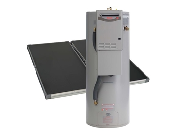 Energy Savings with Solar Water Heaters from Rheem