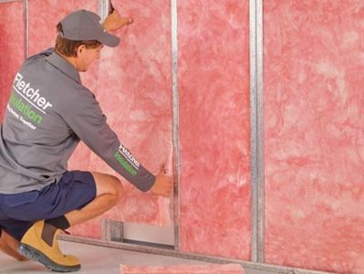 Fletcher insulation pink batt insulation Pinkology steel frame