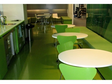 Sustainable, Environmentally Friendly Natural Rubber Flooring from Dalsouple Australasia