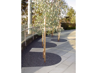 Flowstone Tree Pit by MPS Paving Solutions Australia