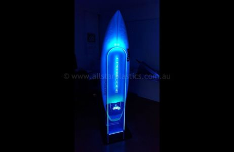 DHD Led Display blue