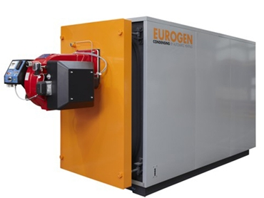 Eurogen Condensing Boilers - hydraulic solution combined with energy savings