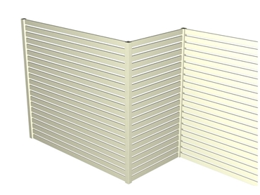 Vistawall Privacy Fencing and Screening