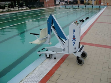 Limited Mobility Access Aids -  Pool Lifts