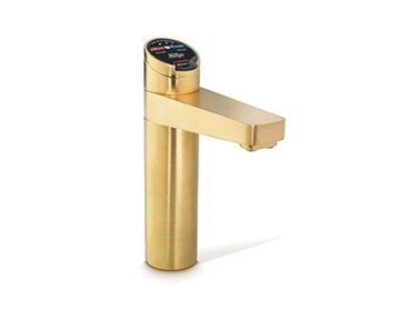 Zip HydroTap Elite in Brushed Gold