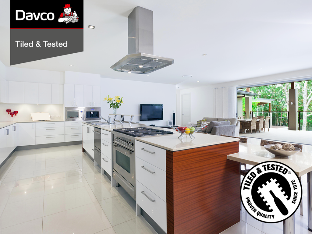 Davco Grouts & Sealants - resist efflorescence, stain, mould and ...