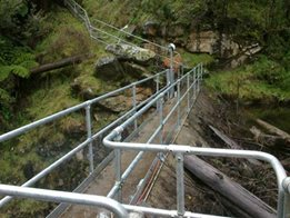 Tuffrail™ Industrial and Commercial Handrails and Balustrades