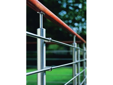 Architectural Railings and Balustrades by C R Laurence Australia l jpg