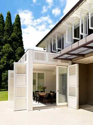 Window shutters are made from different materials and will have varying insulation efficiency
