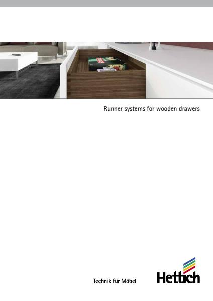 Quadro Drawer Runner System Brochure