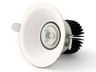 Stowe White LED