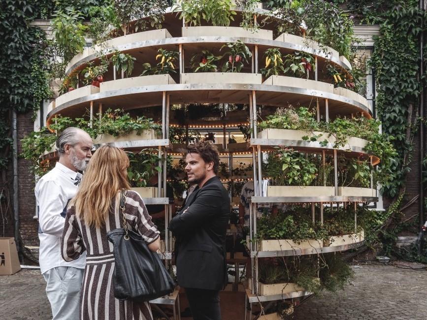 Ikea Makes Spherical Garden Design Open Source