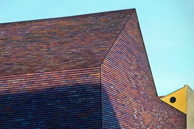 Mortarless Brick Folding Acoustic Wall And Automated Big