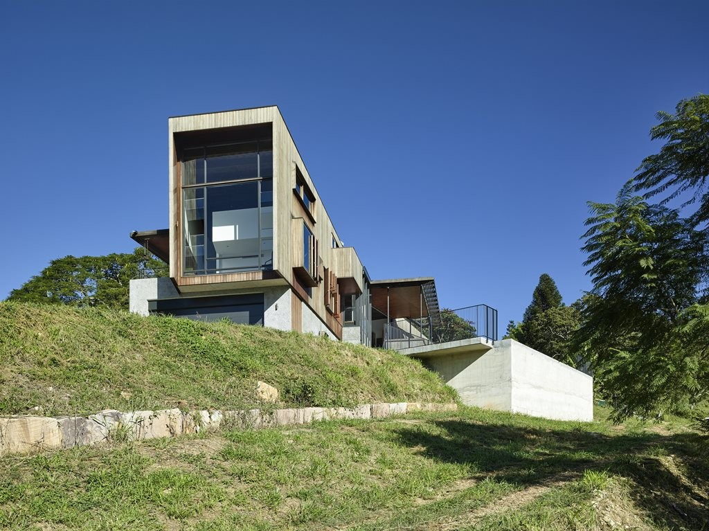 State of origin a qld v nsw residential architecture for Fredrick house