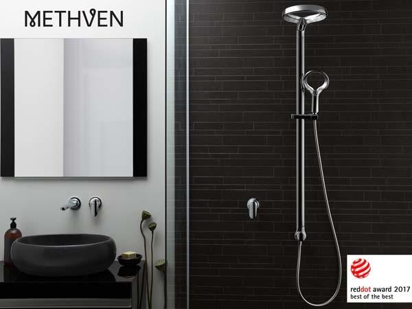 Methven S Aurajet Aio Shower Awarded Best Of The Best